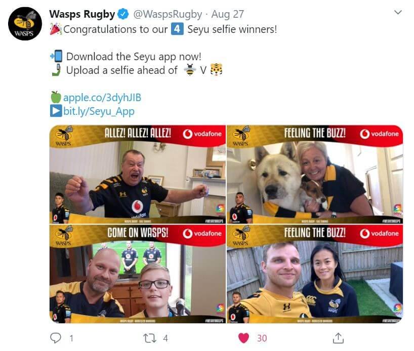 wasps twitter