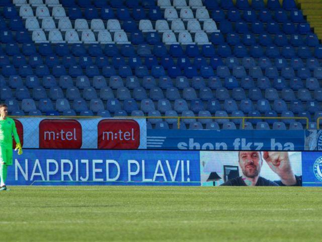 FK Zeljeznicar - Seyu